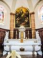 Maître-autel et retable. Courchaton.jpg