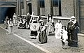 Maastricht, Boschstraat, meisjesschool Arme Kind Jezus, optocht 1912 (2).jpg