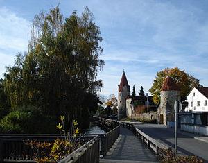 Abensberg - Maderturm