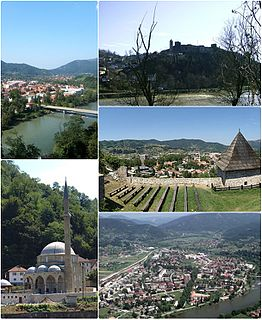 Maglaj Town and municipality in Federation of Bosnia and Herzegovina, Bosnia and Herzegovina