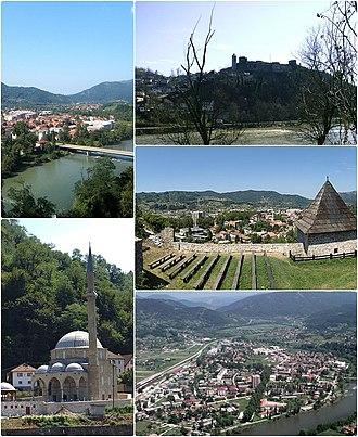 Maglaj - Image: Maglaj (collage)