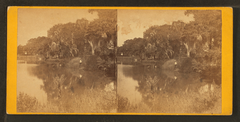 Magnolia Cemetery. The lake, by Quinby & Co..png