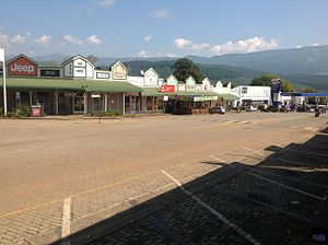Sabie - Main Street, Sabie