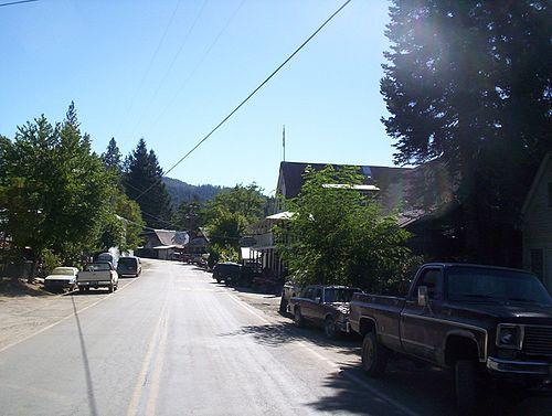 Washington mailbbox