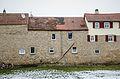 Mainbernheim, Klostergasse 9, Stadtmauer, Feldseite-001.jpg