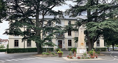 Comment aller à Ferney-Voltaire en transport en commun - A propos de cet endroit