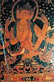Maitreya Bodhisattva, wall painting, Kumbum monastery at Gyantse, Tsang, ca. 2nd quarter of the 15th century.jpg