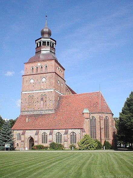 Kirche Malchin