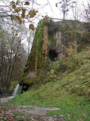 Maliivetskyi park-grotto-12.JPG