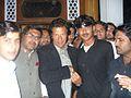 Malik Ejaz Ahmed, Mudassar Sajjad Raja, Imran khan and Amir mehmood..jpg