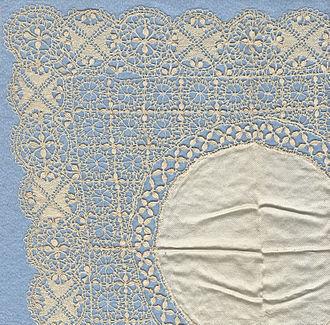 Maltese lace - Maltese lace