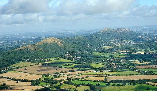 Malvern Hills - England