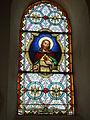 Mametz (Pas-de-Calais, Fr), église de Crecques, vitrail 08.JPG