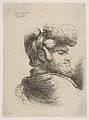 Man in Profile Wearing a Fur Hat MET DP816394.jpg