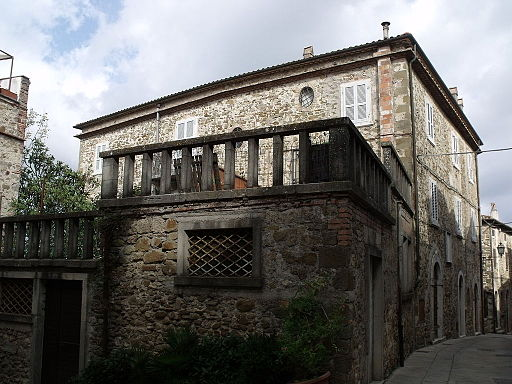 La casa natale di Pietro Aldi a Manciano
