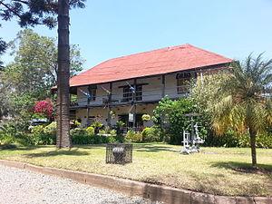 Blantyre - Mandala House, Blantyre's oldest building