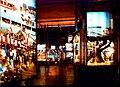 Maneż.Moskwa.Polska ekspozycja -Polska Kraj i Ludzie. Projektant generalny Zdzislaw Otello Horodecki 1974.Sala diapozytywów zaprojektowana w specyficznej temperaturze uzależnionej od historii zawartej na diapozytywach.B. Foto 6.jpg