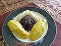Mango with Sticky Rice P1130098.JPG