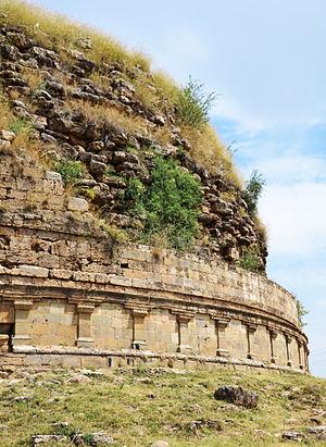 Mankiala stupa - Image: Mankiala Stupa 1
