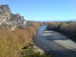 Manuherikia River river in New Zealand