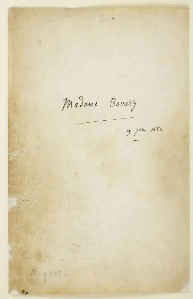 Fichier:Manuscript de Madame Bovary 2231 draft part1.djvu