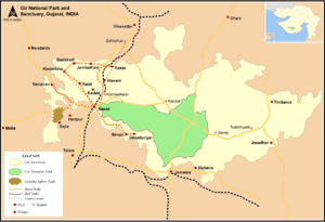 Map Guj Gir NatPark Sanctuary.png