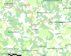 Map commune FR insee code 19238.png