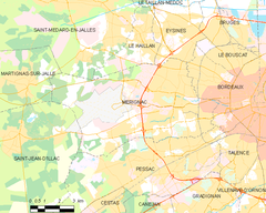 Map commune FR insee code 33281.png