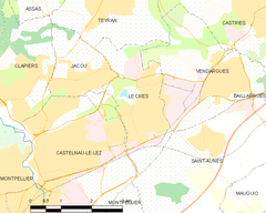 Map commune FR insee code 34090.png