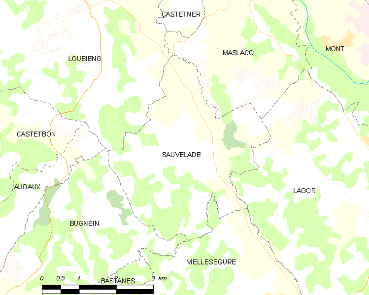 Fil:Map commune FR insee code 64512.png