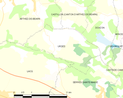 Map commune FR insee code 64541.png