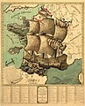 Map of France in the form of a ship jpg.jpg