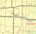 Map of Lane Co, Ks, USA.png