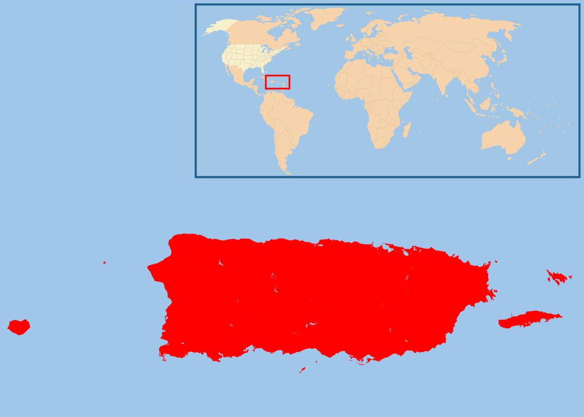 Gun Laws In Puerto Rico Wikipedia - Handgunlaw us ccw map