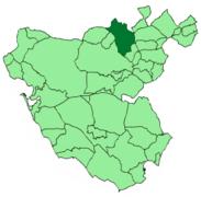 Map of Villamartín (Cádiz).png