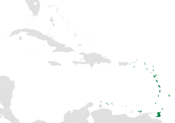 Location within the Caribbean