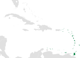 Lesser Antilles Archipelago in the Southeast Caribbean