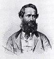 Marastoni Portrait of Miklós Szerelmey 1862.jpg