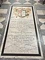Marble floor tomb at Jesuits Church, Valletta, June 2018 (2).jpg