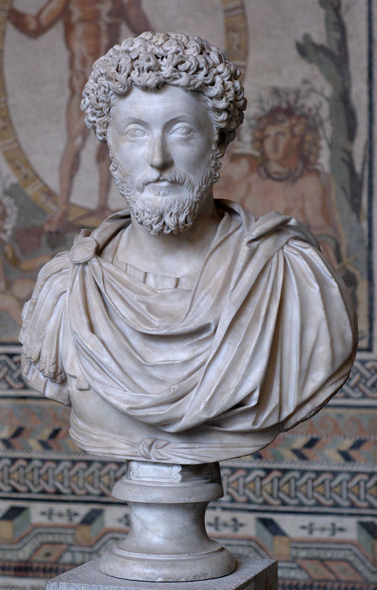 Marco Aurelio - Wikipedia, la enciclopedia libre