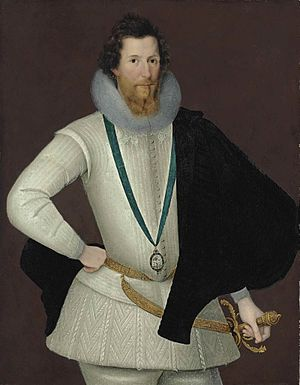 Marcus Gheeraerts II Robert Devereux 2nd Earl of Essex