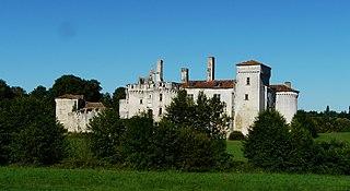 Mareuil, Dordogne Part of Mareuil en Périgord in Nouvelle-Aquitaine, France