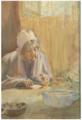 Margaret Fernie Eaton, Doing Her Bit, 1897.tif