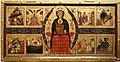 Margaritone d'arezzo, madonna col bambino in trono e scene religiose, 1263-64 ca. 01.jpg