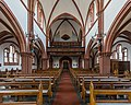 Mariä Himmelfahrt, Frankfurt-Griesheim, Nave view towards organ 20200215 3.jpg