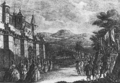 Maria Antonia Walpurgis - Talestri - final scene - engraving by Johann Benjamin Müller.png