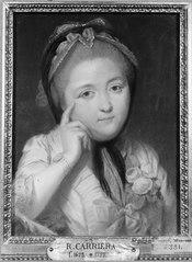 Marie Anne Francoise de Noailles, gift de La Marck, 1719-1793