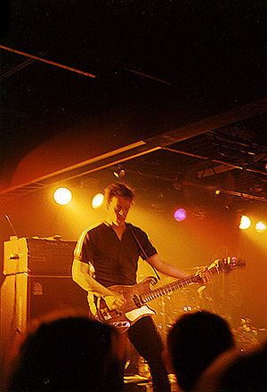 Morphine (band) - Morphine in 1997 at Mississippi Nights, St Louis, MO