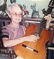 Marta Cuervo - Cuban guitarist and professor.jpg