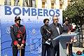 Marta Higueras, Javier Barbero y Jorge García Castaño en el homenaje a los bomberos fallecidos en el incendio de los Almacenes Arias 07.jpg